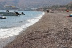 Pláž Kalathos - ostrov Rhodos foto 17