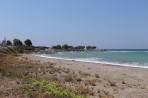Pláž Kamiros - ostrov Rhodos foto 23