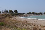 Pláž Kamiros - ostrov Rhodos foto 24