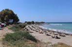 Pláž Kamiros - ostrov Rhodos foto 27