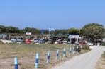 Pláž Kamiros - ostrov Rhodos foto 1
