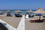 Pláž Kamiros - ostrov Rhodos foto 4