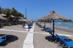 Pláž Kamiros - ostrov Rhodos foto 7