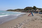 Pláž Kamiros - ostrov Rhodos foto 10