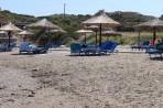 Pláž Kamiros - ostrov Rhodos foto 12