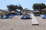 Pláž Kamiros - ostrov Rhodos foto 13