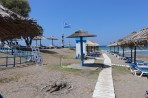Pláž Kamiros - ostrov Rhodos foto 15