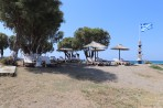 Pláž Kamiros - ostrov Rhodos foto 16