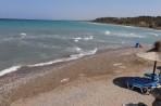 Pláž Kamiros - ostrov Rhodos foto 18
