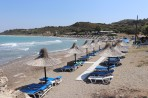 Pláž Kamiros - ostrov Rhodos foto 21