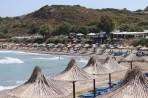 Pláž Kamiros - ostrov Rhodos foto 22