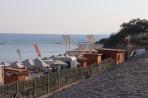 Pláž Katsouni - ostrov Rhodos foto 3