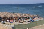 Pláž Katsouni - ostrov Rhodos foto 7