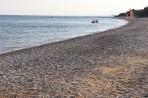 Pláž Katsouni - ostrov Rhodos foto 8