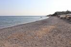 Pláž Katsouni - ostrov Rhodos foto 9