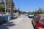Pláž Kavourakia - ostrov Rhodos foto 1