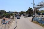 Pláž Kavourakia - ostrov Rhodos foto 2