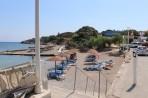 Pláž Kavourakia - ostrov Rhodos foto 3