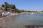 Pláž Kavourakia - ostrov Rhodos foto 5