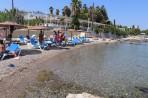 Pláž Kavourakia - ostrov Rhodos foto 6