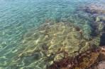 Pláž Kavourakia - ostrov Rhodos foto 12
