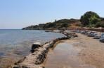 Pláž Kavourakia - ostrov Rhodos foto 13