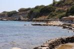 Pláž Kavourakia - ostrov Rhodos foto 14