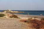 Pláž Kiotari - ostrov Rhodos foto 1