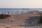 Pláž Kiotari - ostrov Rhodos foto 3