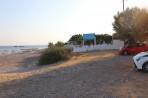 Pláž Kiotari - ostrov Rhodos foto 4