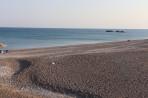 Pláž Kiotari - ostrov Rhodos foto 6