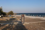 Pláž Kiotari - ostrov Rhodos foto 8