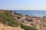Pláž Kokkina - ostrov Rhodos foto 6