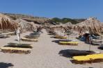 Pláž Kokkina - ostrov Rhodos foto 11