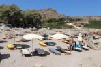 Pláž Kokkina - ostrov Rhodos foto 12