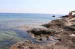 Pláž Kokkina - ostrov Rhodos foto 16