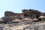 Pláž Kokkina - ostrov Rhodos foto 17