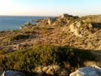 Příroda na ostrově Rhodos foto 2