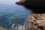 Pláž Kokkina - ostrov Rhodos foto 18