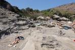 Pláž Kokkina - ostrov Rhodos foto 20