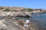 Pláž Kokkina - ostrov Rhodos foto 22