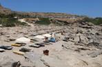Pláž Kokkina - ostrov Rhodos foto 23
