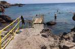 Pláž Kokkina - ostrov Rhodos foto 25