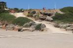 Pláž Kokkina - ostrov Rhodos foto 28