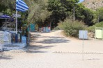 Pláž Kokkina - ostrov Rhodos foto 29