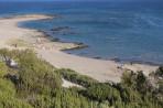 Pláž Kokkinogia - ostrov Rhodos foto 2
