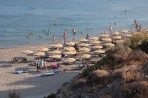 Pláž Kokkinogia - ostrov Rhodos foto 5
