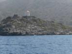 Ostrov Symi a klášter Panormitis - ostrov Rhodos foto 15