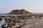 Pláž Kokkinogia - ostrov Rhodos foto 25