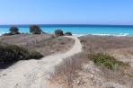Pláž Kouloura - ostrov Rhodos foto 5